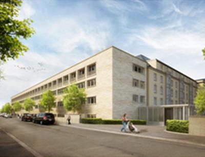 St.-Claraspital-Basel