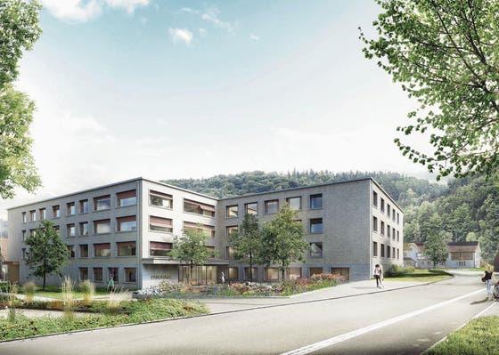 Littenheid Neubau